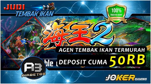 Judi Ikan Online Deposit 50rb